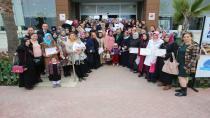 DARICA'DA ANNE BABA EĞİTİMLERİ DEVAM EDİYOR