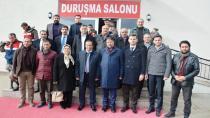Başkan Toltar, meclis üyeleri Birlikte İhanet Davasını izledi
