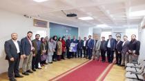 AK Parti Gebze'den MÜSİAD Gebze'ye davet