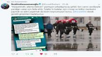 Başkan Karaosmanoğlu, şehidimizin vasiyetine sahip çıkıyor