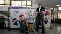 Gebzeli çocuklara sihirbazlık gösterisi