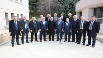Darıca'lı Muhtarlar Ankara'da