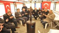 CHP'den Şehit İlker Ağçay'ın Ailesine Ziyaret Etti