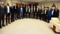 Dadaşlar Karaosmanoğlu'na teşekkür etti