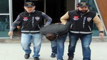 Beyaz eşya hırsızlarından biri tutuklandı
