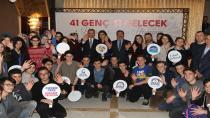 41 Genç 41 Gelecek Yeni Döneme 'Merhaba' Dedi
