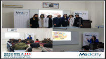 """Medcity Cerrahi Tıp Merkezi """"Mutlu Öğrenci &Mutlu Gelecek """"Seminerlerine Devam Ediyor"""