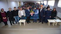 Karabacak Öğrencilerle Kariyer Günlerinde Buluştu