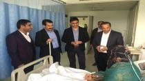 Yaman ve Toltar'dan Hasta Ziyareti