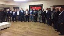 İYİ Parti Gebze'den Saadet'e ziyaret