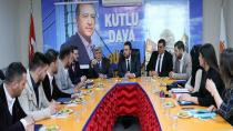 """Başkan Karaosmanoğlu, """"İnsanlığın AK Parti iktidarına ihtiyacı var"""""""