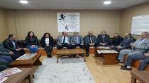 CHP Gebze'den Dernek Ziyaretleri