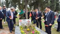 Dilovası'nda Çanakkale Zaferi'nin 103. Yılı Kutlandı