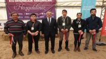 Mehmetçik Kupası'nda Ödüller Başkan Köşker'den