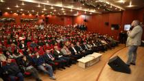 Güvenlik Politikaları Uzmanı Yazar Mete Yarar Çayırova'lı Öğrencilerle Buluştu