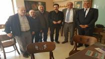 CHP Gebze'den Sendika Ziyaretleri