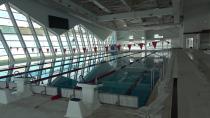 Yarı Olimpik Yüzme Havuzu Projesi Tamamlandı