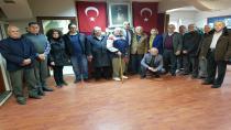 CHP Gebze'den Emekliler Derneği'ne Ziyaret