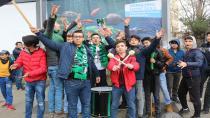 Çayırova Spor Taraftarı Coştu Bır Kere