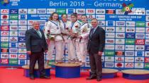 Judocularımız, Almanya'da bayrağımızı dalgalandırdı
