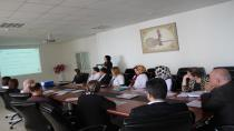 Darıca Farabi Devlet Hastanesinde Öz Değerlendirme Açılış Toplantısı Yapıldı