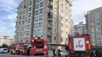 Çayırova'da yangın