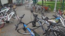 Çalıntı 38 bisiklet polis merkezinde sahiplerini bekliyor