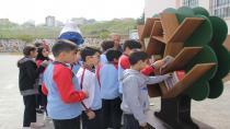 Çayırova Belediyesi'nden Öğrencilere Geri Dönüşüm ve Geri Kazanım Bilinci
