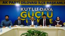 Toltar Ve Akbulut'an seçime hazırız mesajı