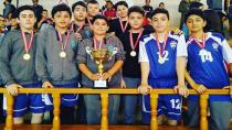 Özel Seymen Şampiyonluk Kupasını Ve Madalyaları Aldı