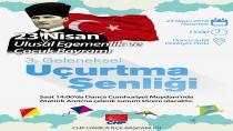 CHP Darıca'dan 23 Nisan Uçurtma Şenliği