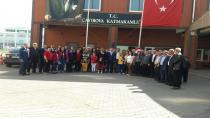 CHP VE İYİ PARTİ DEN ORTAK TÖREN