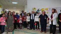 Darıca Farabi Devlet Hastanesinde 23 Nisan Etkinlikleri Devam Ediyor