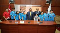 Darıca Belediyesi Eğitim Spor Kulübü'nün Yeni Başkanı Güven Oldu
