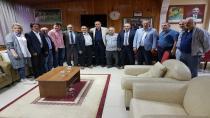 CHP Gebze İlçe Başkanı Musa Yılmaz'dan Trabzonlular Derneği Ziyareti