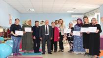 Darıca Farabi Devlet Hastanesinde Anne Adayları Mezun Oldu