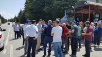 CHP Darıca İlçe Başkanı Yakup Törk'ten Flormar İşçisine Destek