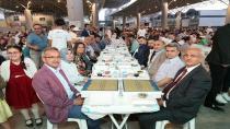 Gebze ailesi aynı sofrada iftar yaptı