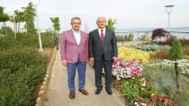 Konuk Başkan Macera'yı Çok Beğendi