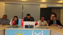 İyi Parti Gebze Yönetim Kurulu Toplantısı Yaptı