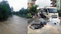 Kocaeli'de Şiddetli Yağış