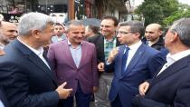 Karaosmanoğlu ve Köşker, Karslılardan Ekinci için destek istedi