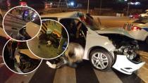 Çayırova'da feci kaza: 1 ölü!