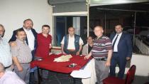 Saadet, Çayırova'da halkla kucaklaştı