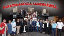 Karaosmanoğlu, Mardinlilerle