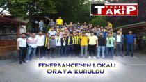 Fenerbahçe'nin Lokali Oraya Kuruldu