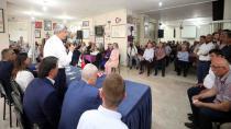 Başkan Karaosmanoğlu, ''Kentlilik bilincini oluşturmak için de çalışmalar yapıyoruz''