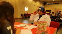 KO-MEK'ten Hastanelere işaret dili eğitimi