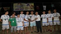 Plaj Futbolu'nda şampiyon Yuvacıkspor