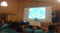 MHP'li Vekil Adayı Çakıroğlu, Ülkü Ocaklarında Konferans Verdi